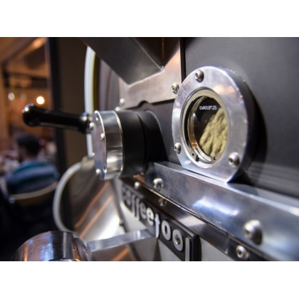 All About Coffee Roasting