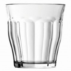 Duralex Picardie 8.75oz/250ml - cold coffee beverage glass